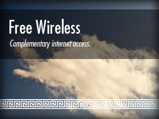 Complementary Wireless Internet