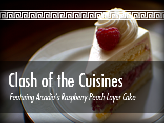 Clash of the Cuisines